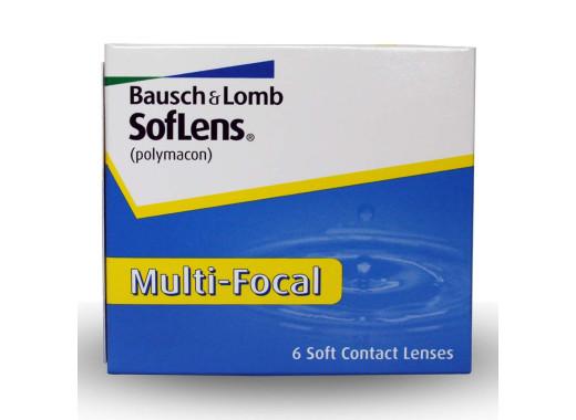 Soflens Multifocal com Renu Fresh