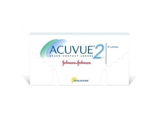 Acuvue 2 com Renu Sensitive