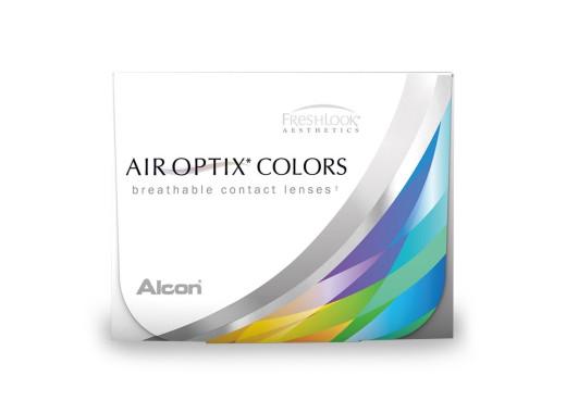 Air Optix Colors com Grau