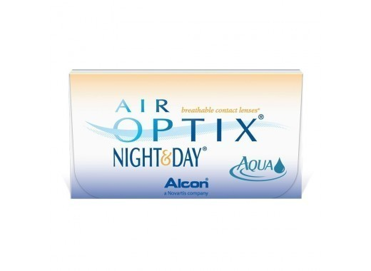 Air Optix Night & Day Aqua com Renu Fresh