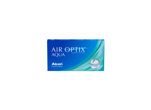 Air Optix Aqua com Renu Fresh