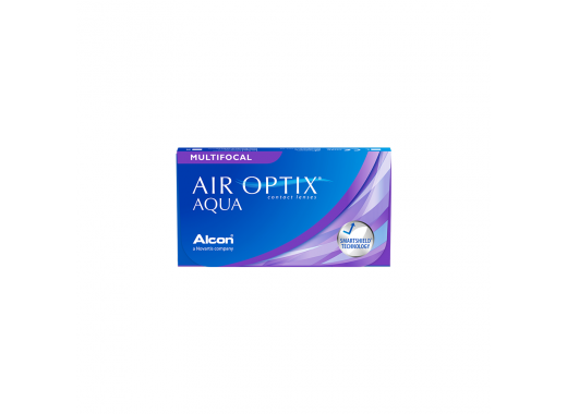 Air Optix Aqua Multifocal com BioTrue