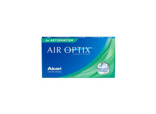 Air Optix para Astigmatismo com BioTrue