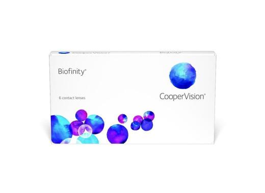 Biofinity com Renu Fresh