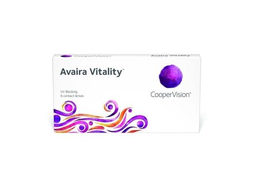 Avaira Vitality com BioTrue