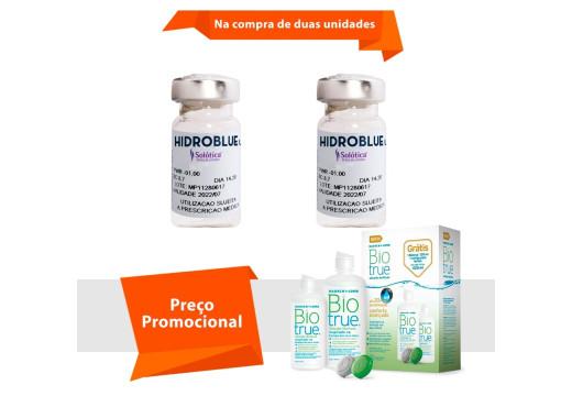 Hidroblue UV com Biotrue