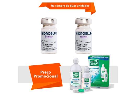 Hidroblue UV com Opti Free