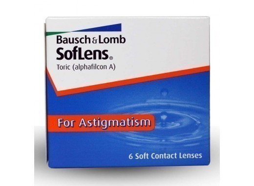 Soflens Toric para Astigmatismo com BioTrue