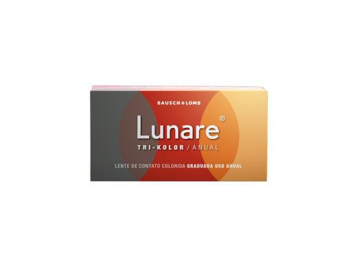 Lunare Tri-Kolor Anual sem Grau com Opti Free