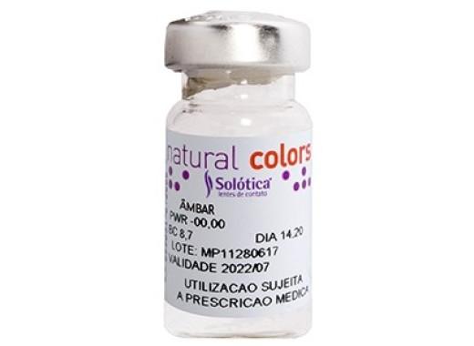 Natural Colors Sem Grau com Opti Free