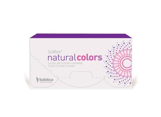 Solflex Natural Colors com Grau
