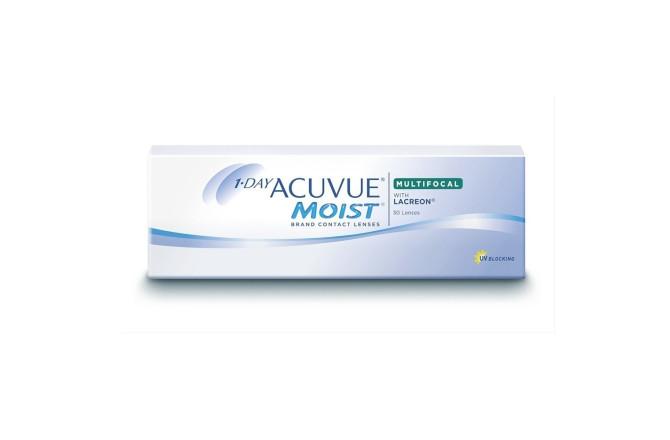 f976d61ae Acuvue 1 Day Moist Multifocal | Viallure Lentes e Óculos