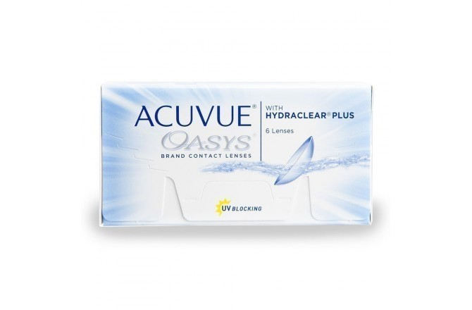 da1c0904e Acuvue Oasys com Hydraclear Plus | Viallure Lentes e Óculos