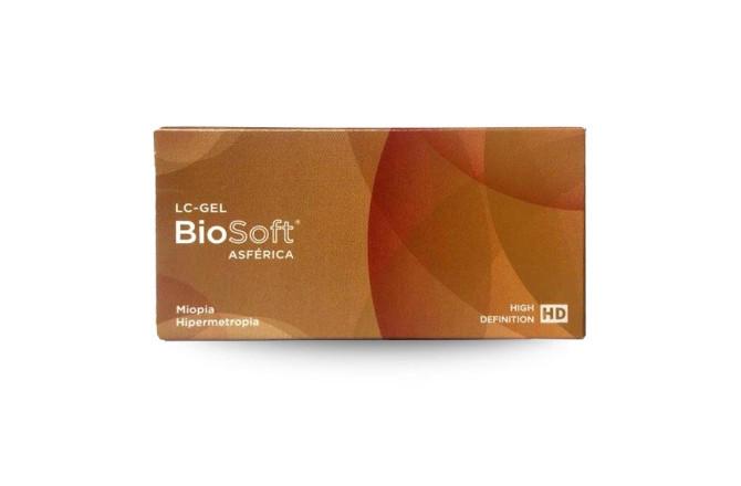 1d499ed27 BioSoft Asférica | Viallure Lentes e Óculos