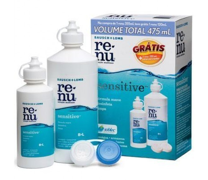 Renu Sensitive 475 ml