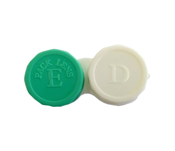 Estojo para Lentes de Contato Pack Lens Coloridos