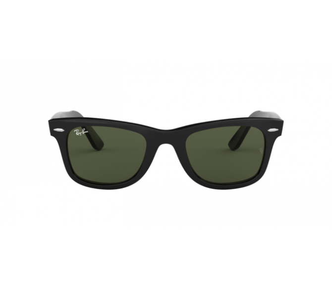 Óculos de Sol Ray-Ban Wayfarer RB 2140 Verde e Preto 54