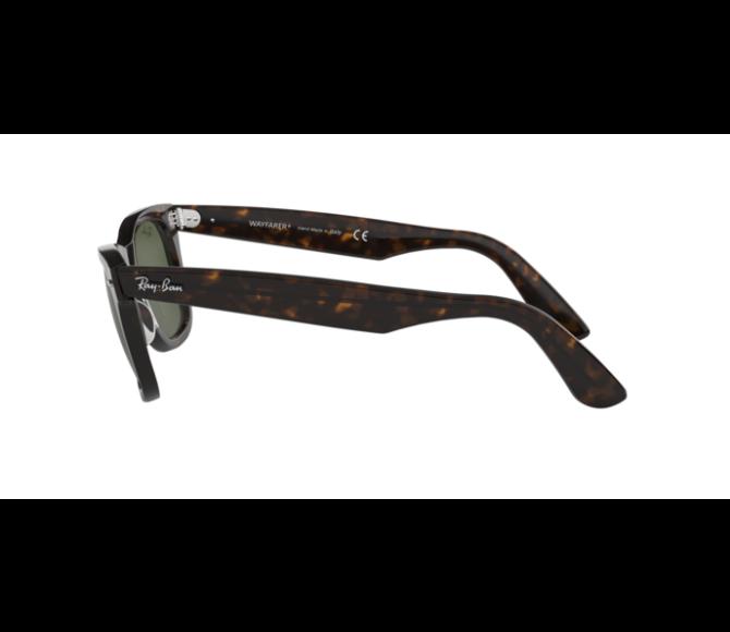 Óculos de Sol Ray-Ban Wayfarer RB 2140 Verde e Tartaruga 50