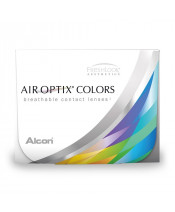 Air Optix Colors com Grau