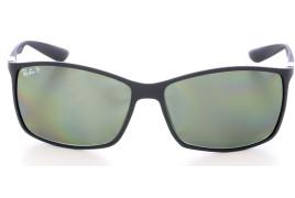 5091704ac Óculos de Sol Ray-Ban Liteforce RB 4179 601S9A Verde Polarizado Preto 62. ‹  ›
