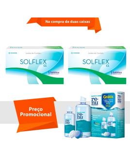 Solflex CL Com Renu Sensitive