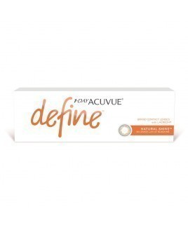 Acuvue 1 Day Define Natural Shine