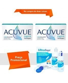 Acuvue Oasys Transitions e UltraSept
