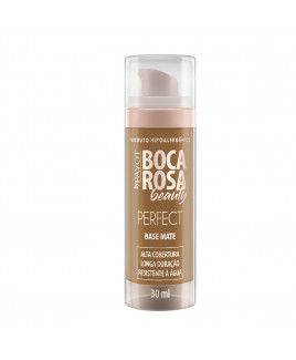 Base mate-6 Juliana Beauty By Payot Boca Rosa