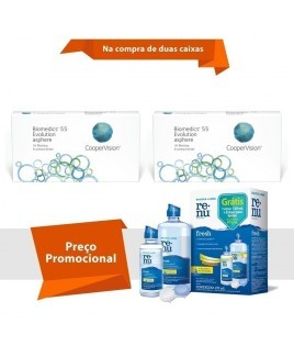 Biomedics 55 Evolution com Renu Fresh