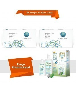 Biomedics 55 Evolution com BioTrue