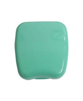 Kit Porta Lentes de Contato Verde