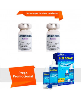 Hidroblue UV com Bio Soak