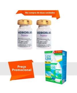 Hidroblue UV Tórica para Astigmatismo com Limp Lent
