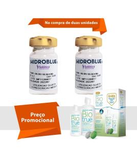 Hidroblue UV Tórica para Astigmatismo Com BioTrue
