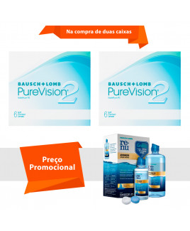 Purevision 2 com Renu Advanced
