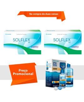 Solflex CL Com Renu Advanced