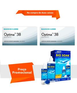 Optima 38 com Bio Soak