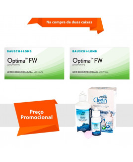 Optima Fw com Aqua Clean
