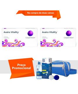 Avaira Vitality com Kit Renu Fresh