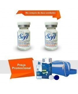 Clear Soft Anual Com Kit Renu Fresh