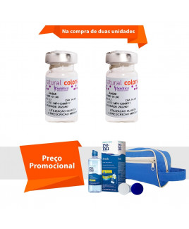 Natural Colors com Grau e Kit Renu Fresh