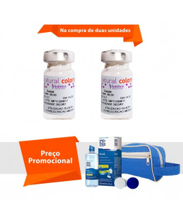 Natural Colors Sem Grau com Kit Renu Fresh