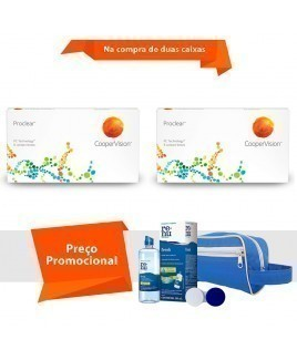 Proclear com Kit Renu Fresh