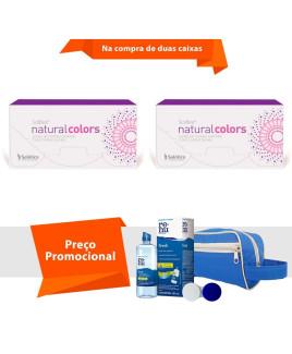 Solflex Natural Colors Sem Grau com Kit Renu Fresh