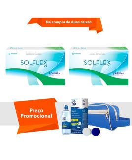 Solflex CL Com Kit Renu Fresh