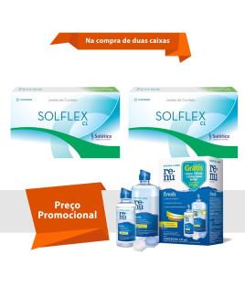 Solflex CL Com Renu Fresh