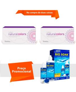 Solflex Natural Colors com Grau e Bio Soak