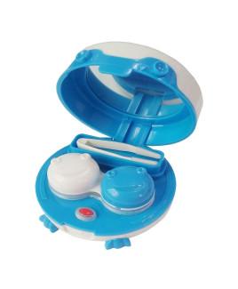 Ultrasson p/ limpeza de lentes de contato geletinosas