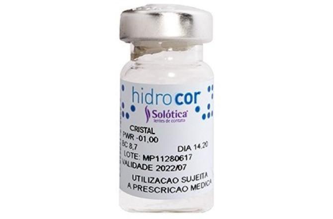 Solotica Hidrocor Contact Lenses Cristal