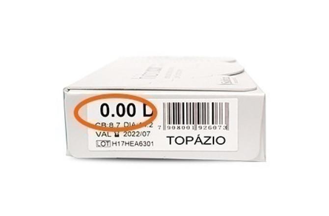 Solotica Hidrocor Monthly Topazio
